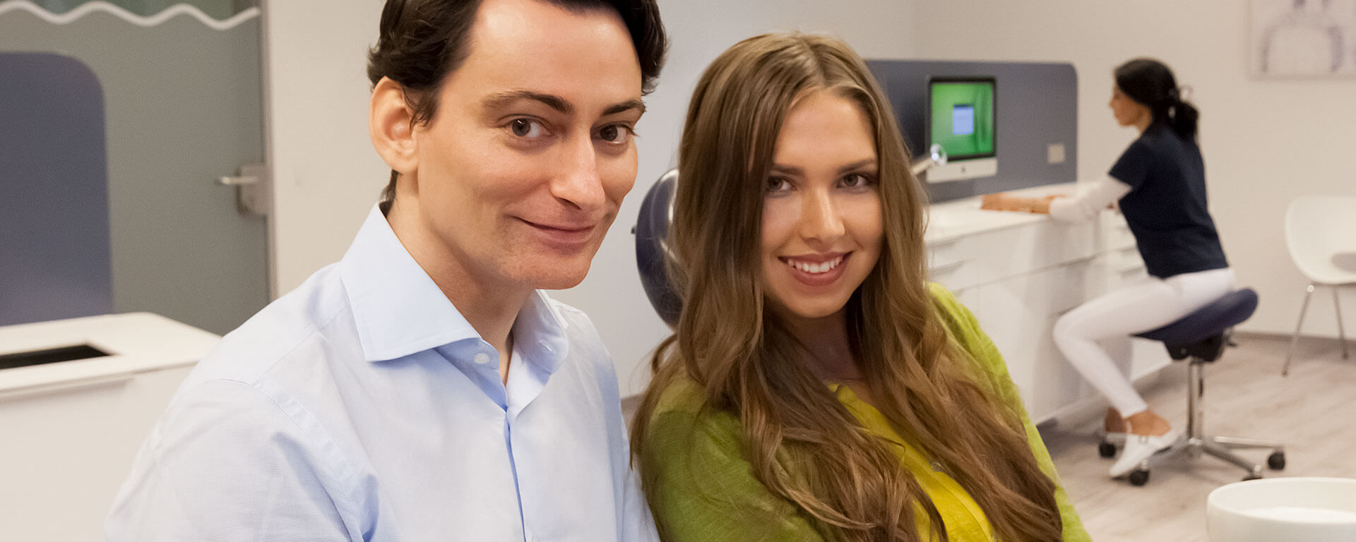 Kieferorthopäde Hamburg - Kieferorthopädie in der Welle - kieferorthopädische Behandlung