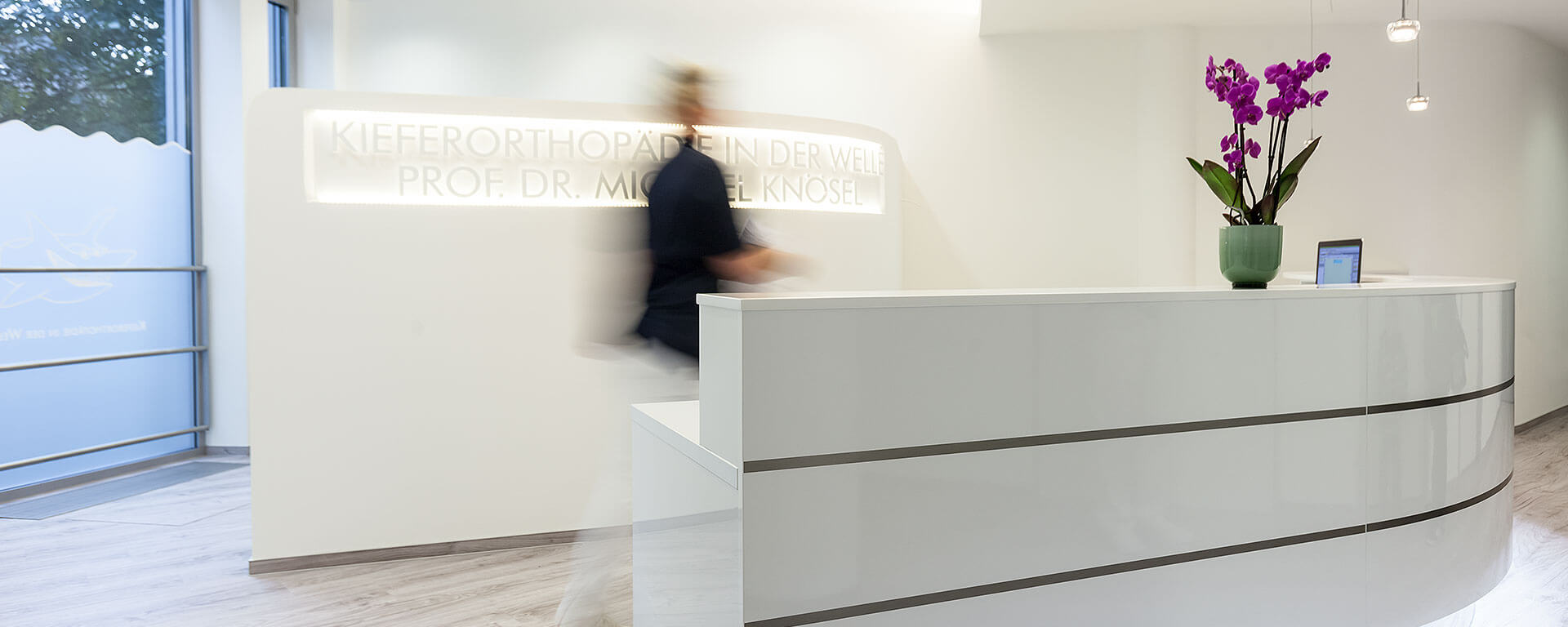Kieferorthopäde Hamburg - Erstellung Planunterlagen